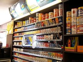 Tabakwaren bei Kandler's