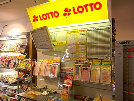 Lotto und Toto bei Kandler's in Kissing